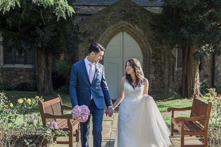 """weddings at the lost orangery castle combs"""