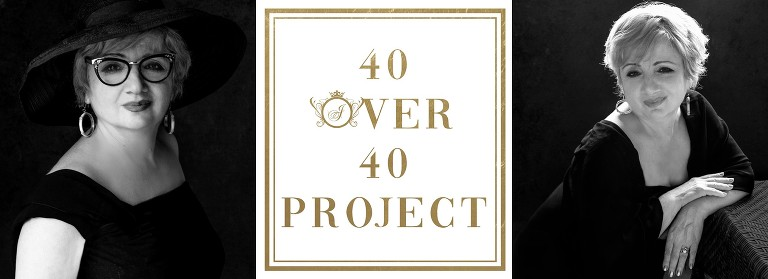 40 over 40 project